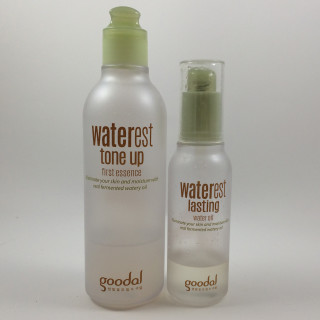 Fighting Oil with Oil: A review of Goodal's Waterest Lasting Water Oil