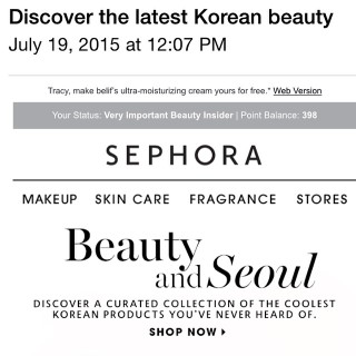 Dear Sephora: Here are 10 Korean beauty products that you should discover