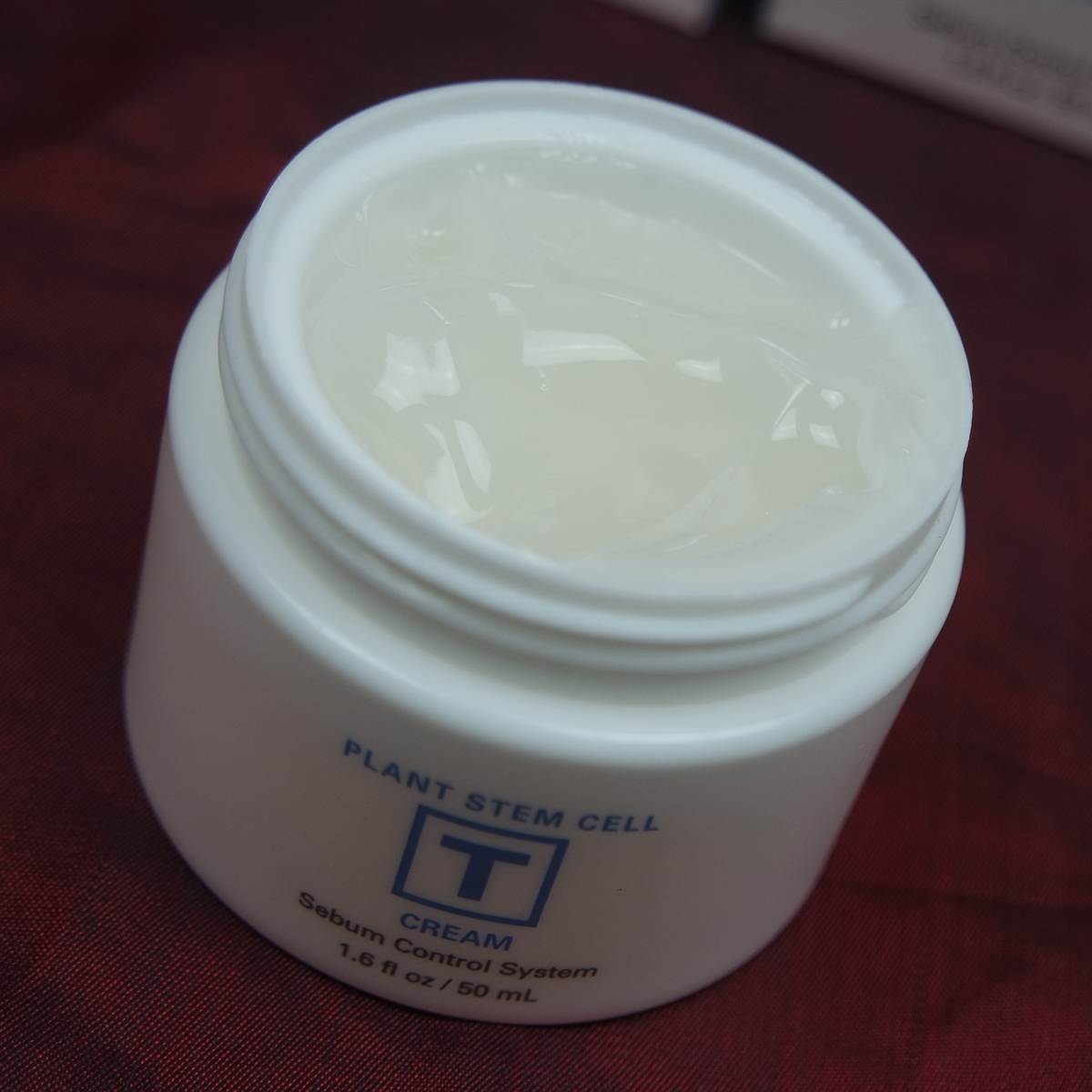 SN Plant Stem Cell Moisturizer Goddess Cream Review